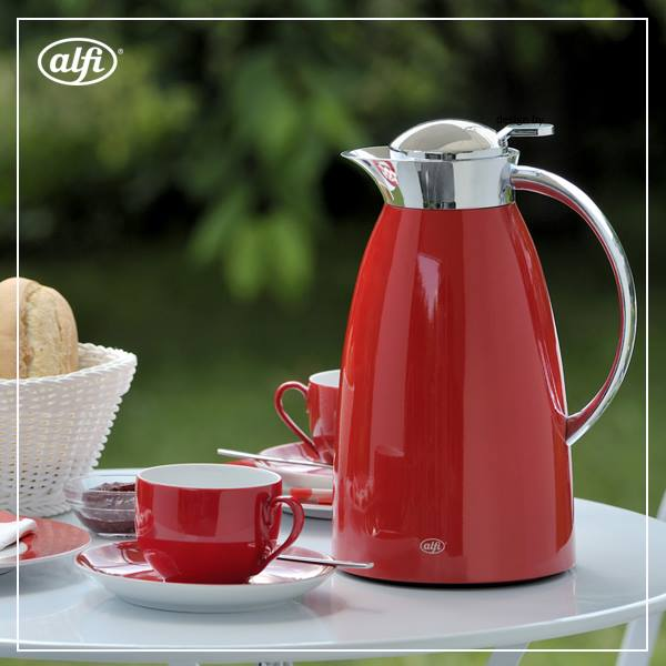 alfi vacuum carafe comes in trendy colors thermos malaysia. Black Bedroom Furniture Sets. Home Design Ideas